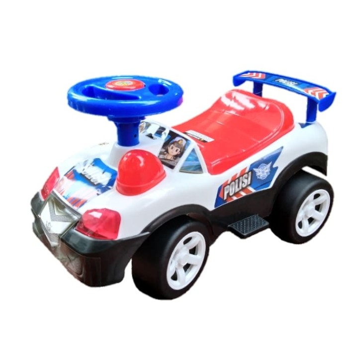 Jual Mainan Mobil Dorong Polisi Sirine Mobil Mobilan Anak Balita Kota Bekasi Parasindocell Tokopedia