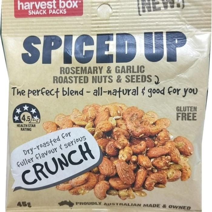 Jual Harvest Box Spiced Up - Kota Surabaya - Snack Impor Surabaya |  Tokopedia