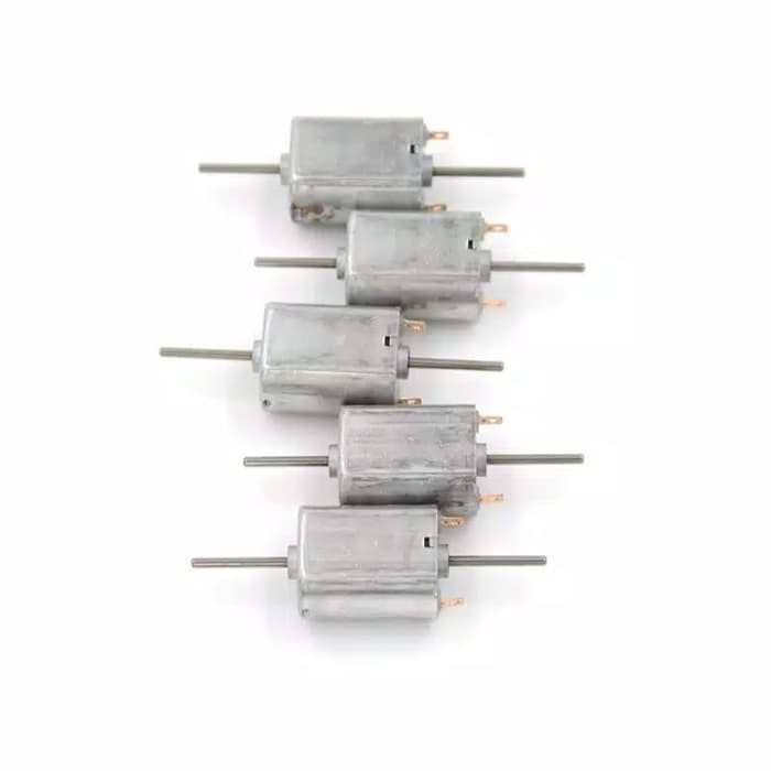 Jual Dinamo DC 6-12V 13500RPM Mini Motor Micro 030 Double Shaft ... f3d4798e46