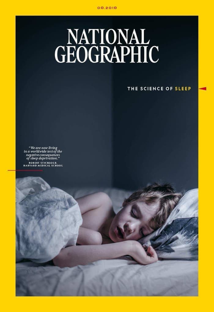 National Geographic Magazine, August 2018 [eBook/e-book/e-magazine]