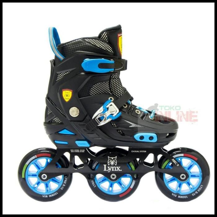 Skate Jual Faith Speed Lynx Semi Blue Utara Sepatu Jakarta BlackTokopedia Roda Sph30 Inline kZPXuOiT