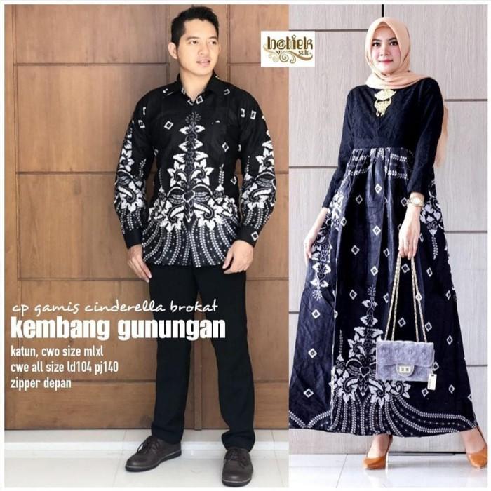 Jual Setelan Batik Couple Gamis Brokat Pesta Sarimbit Batik Terbaru Dvm33 Kota Pekalongan Batik Putra Ilyas Tokopedia