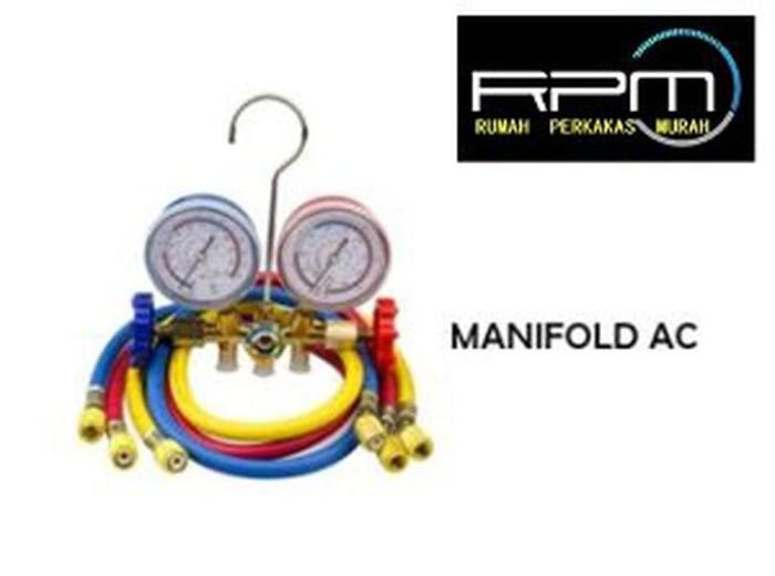 Perkakas Nankai Manifold AC - Peralatan AC Perkakas Tool Limited