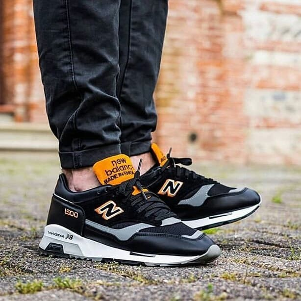 finest selection 0dba5 ff8ab Jual Sepatu New Balance MH1500 TK Black Orange BNIB - Jakarta Selatan -  Afshen Shoes | Tokopedia