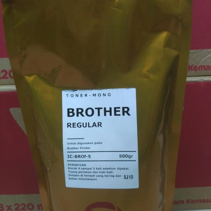 Foto Produk Toner Bubuk Reguler Universal Brother 500g dari Mitraink