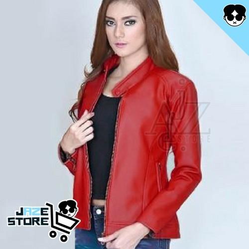 78 Model Jaket Wanita Sporty HD Terbaru