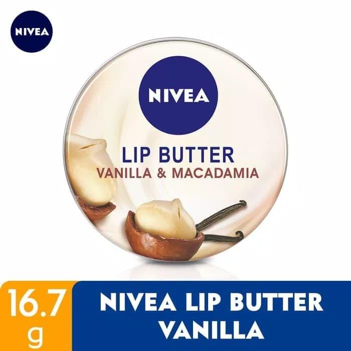 NIVEA Lip Butter Vanilla 16.7gr