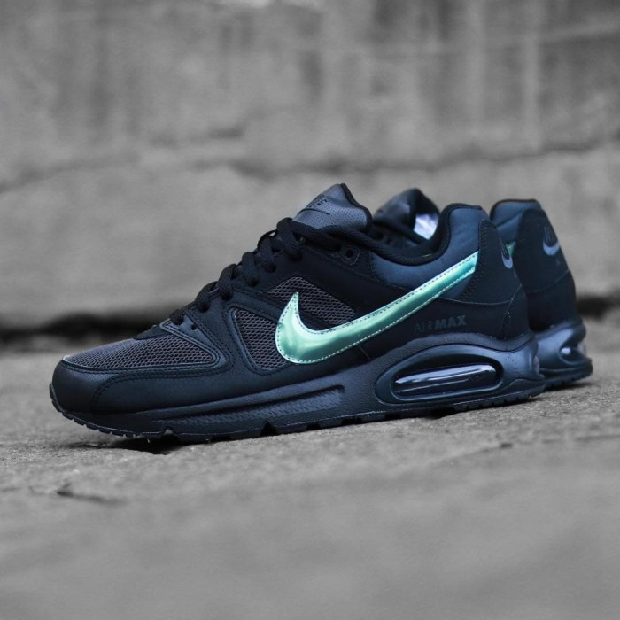 "meilleures baskets 58606 1e225 Jual NIKE AIR MAX COMMANDER ""BLACK/BLACK"" ORIGINAL - Kota Depok - INESTA  SHOES 