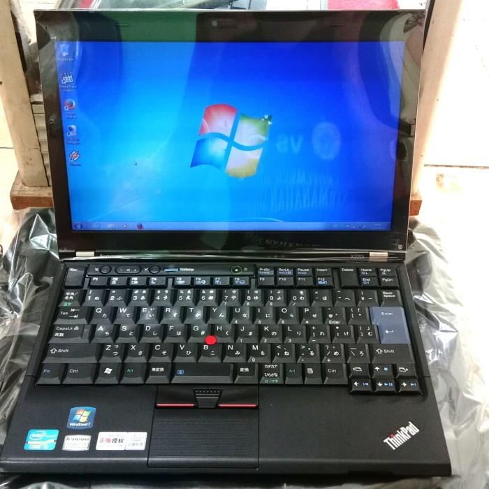 Laptop Lenovo Thinkpad X220 Intel Core I3 Bonus Tas Mouse Murah Harga Rp 2 449 000 Jual Laptop Intel