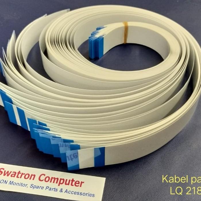 Foto Produk Cable Panel Kabel Epson Dotmatrix LQ2180 LQ-2180 dari swatron printer