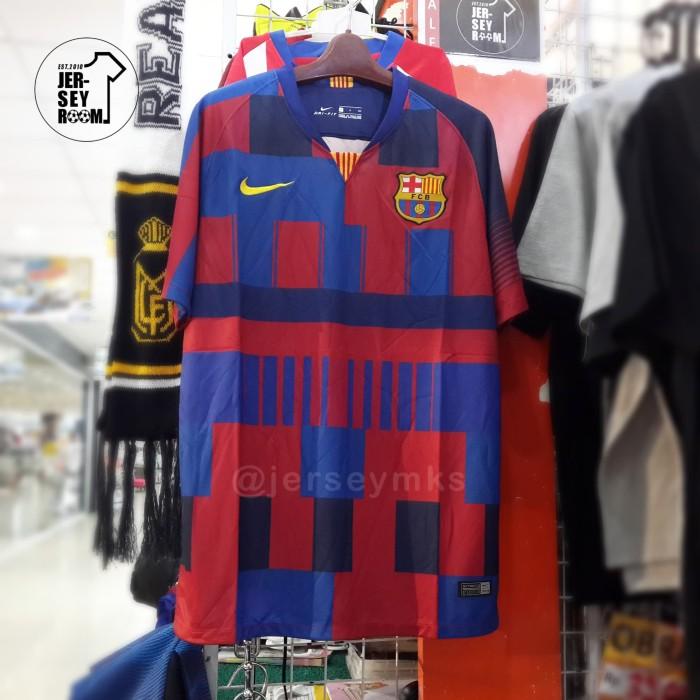 the best attitude 54413 6a6aa Jual barcelona mashup kit 2018 - Kota Makassar - jerseymks | Tokopedia