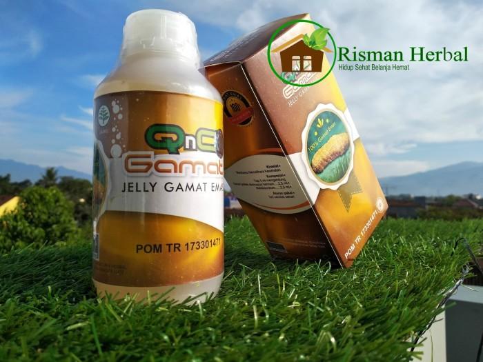 Foto Produk PROMO QNC JELLY GAMAT ASLI 100%ORIGINAL - DISTIRBUTOR JAKARTA dari Risman Herbal Store