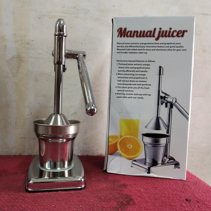 harga Alat peras manual pemeras jeruk buah juice blender Tokopedia.com