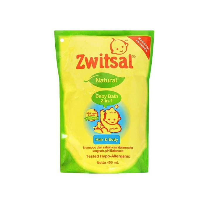 Foto Produk ZWITSAL BABY BATH RICH HONEY PCH 450ML dari LotteMart Indonesia