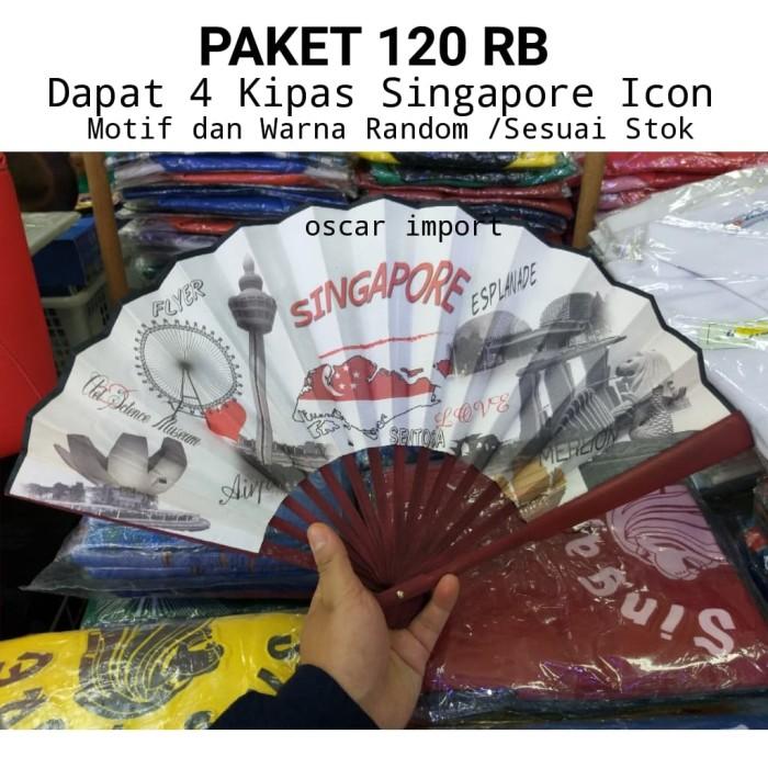 Jual PAKET 120RB 4 KIPAS SINGAPORE ICON OLEH OLEH - Kota Batam - OSCAR  IMPORT   Tokopedia
