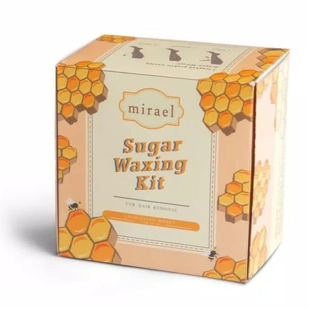 Jual MIRAEL Sugar Wax - Energizing Honey Sugar Waxing Kit (Hair Removal) -  Kota Tangerang Selatan - Cantik Alami Shopp   Tokopedia
