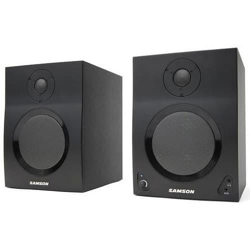 harga Samson monitor speaker system mediaone bt5 sam5bt Tokopedia.com