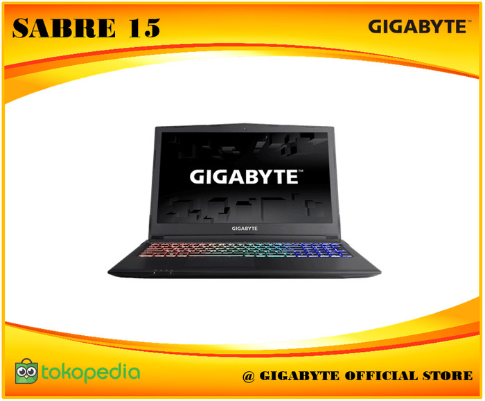 harga Gigabyte sabre 15 g8 i7-8750h |8gb |1tb |gtx1050 4gb |dos |156 fhd Tokopedia.com