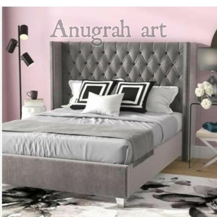 Jual Tempat Tidur Minimalis Mewah Modern Minimalis M Kab Jepara Anugrah Art Jepara Tokopedia