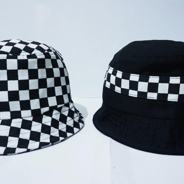 46a96973af0 Jual Topi bucket hat polos