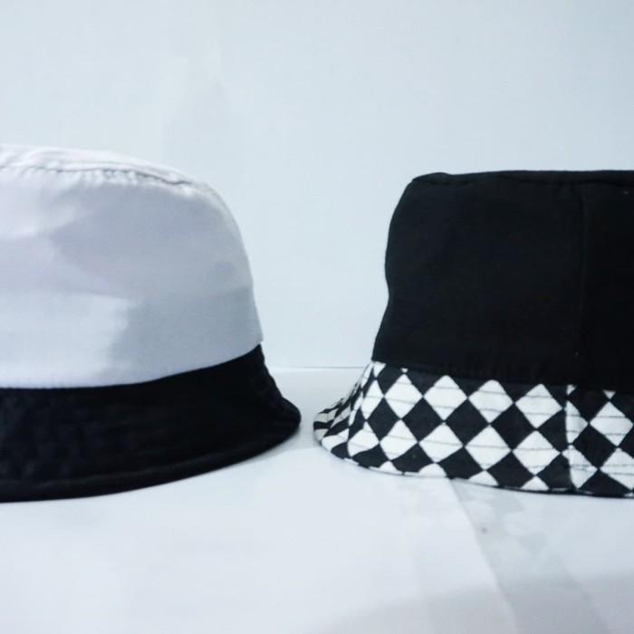 7e7011f4ae8 Jual Topi bucket hat distro polos polosan dewasa