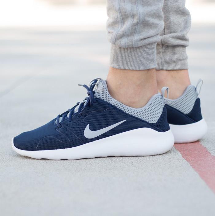 on sale a3a5c 8d864 Nike Kaishi 2.0 (Navy) 833411-401 Sepatu Lari Running Biru Original - Navy,  43
