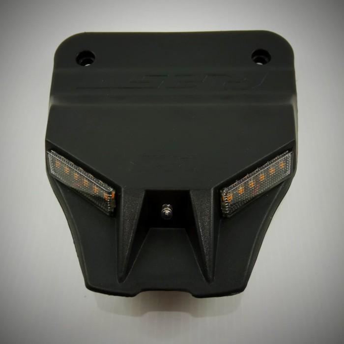 harga Aksesoris motor terlaris fender undertail mhr r25 - hitam doff Tokopedia.com