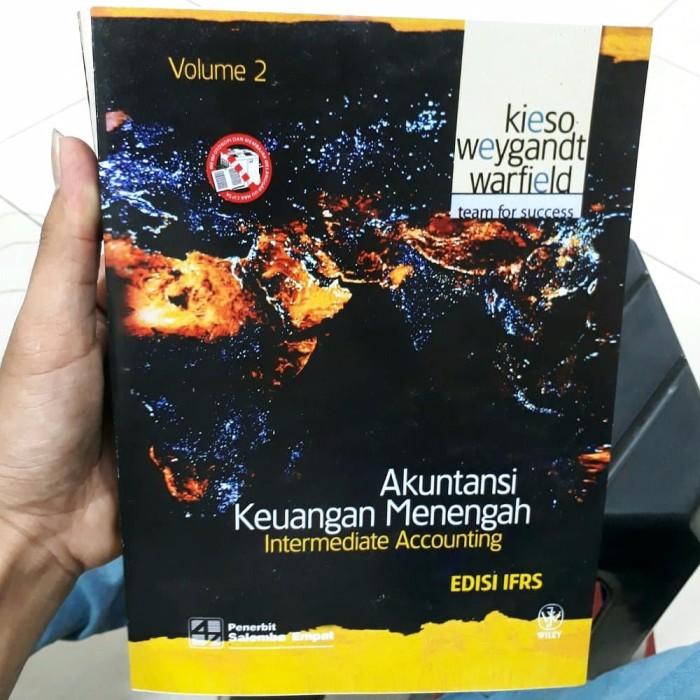 Jual Buku Akuntansi Keuangan Menengah Kieso Weygandt Warfield Volume 2 Ed -  DKI Jakarta - Toko Sahabat Pustaka | Tokopedia