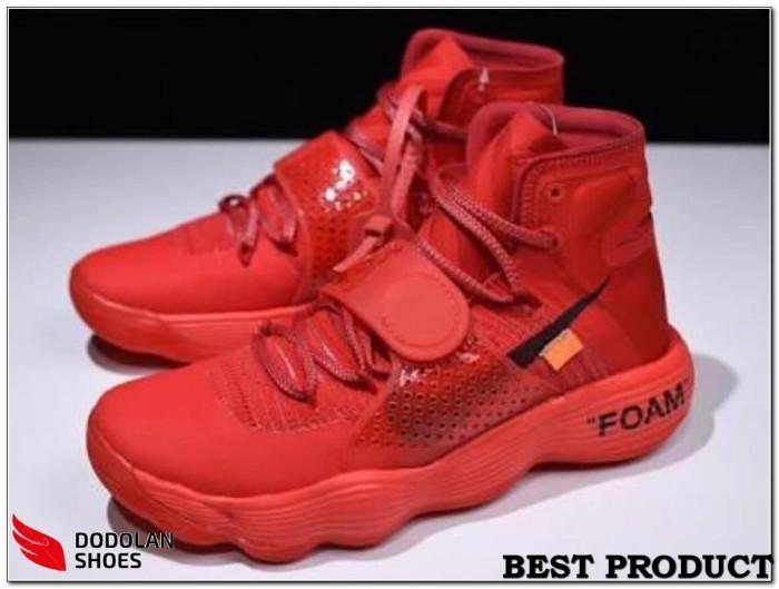 Jual Sepatu Nike Hyperdunk Red 2017   Sepatu Basket Original Import ... ca4f1f46b3