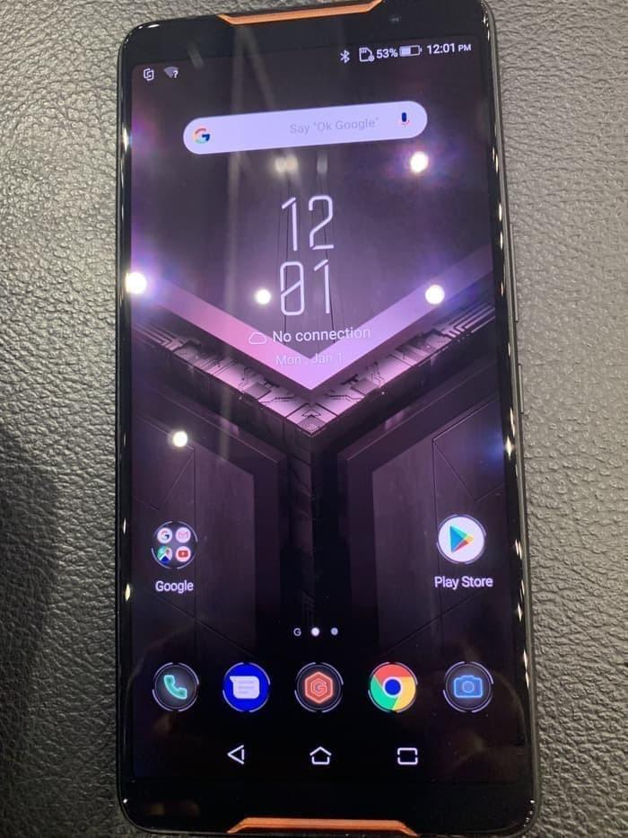 Jual Promo Di Awal Buan 2019 New Handphone Hp Asus Rog Phone Ram 8gb