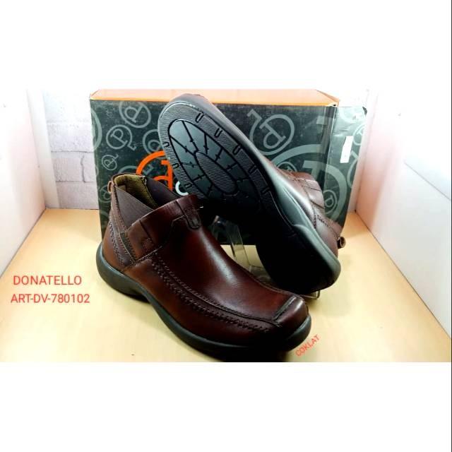 Jual Sepatu Boot Pria Donatello 102 Kota Batam Grosir