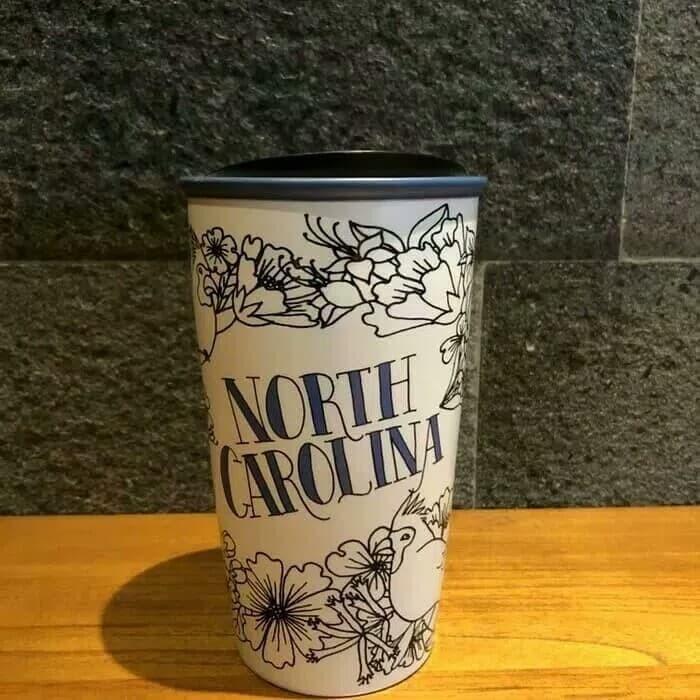 SantiaTokopedia Kota Starbucks Mug Carolina North Jual Tumbler Medan kZiOuPwTX