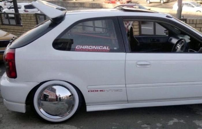 Jual Lis Putih Ban Whitewall White Wall Ban Mobil R 15 Kota Bandung Fanz Tokopedia