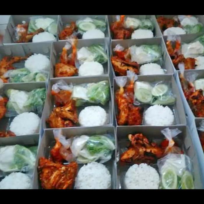 Jual Nasi Box Ayam Bakar Spesial Kota Depok A Dha Tokopedia Com Tokopedia