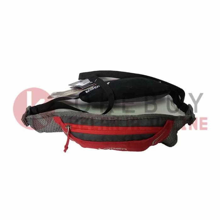 Tas Olahraga Eiger 910004327 001 Pacer Hydropack Hip Belt 1L Red