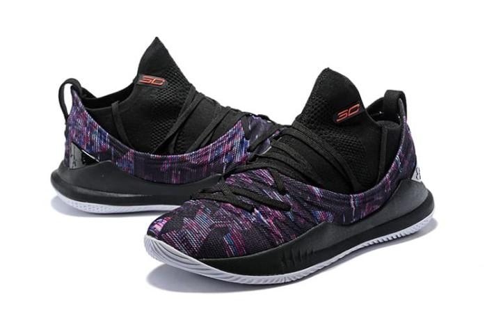 65a9d183e16 Jual Sepatu Sneakers Under Armour Curry 5 Tokyo Night - DKI Jakarta ...