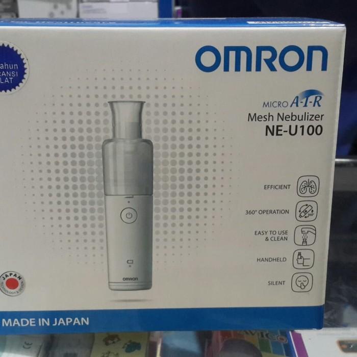 Omron Mesh Nebulizer Mesh Cap NE-U22-4 Japan New