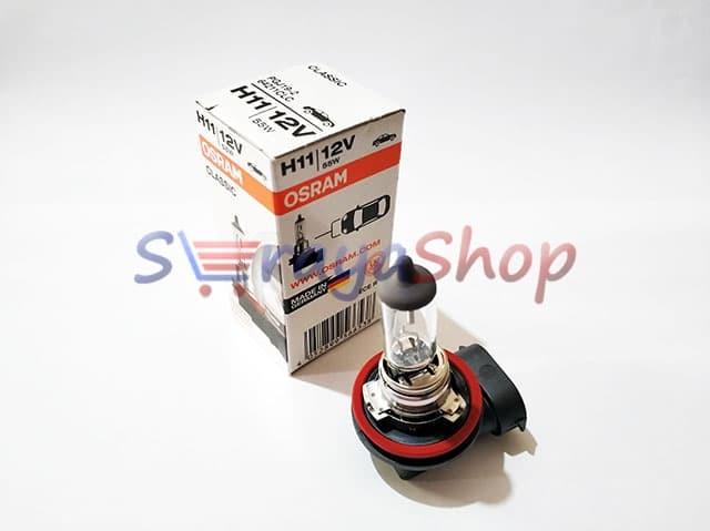 Foto Produk Lampu Halogen H11 12V 55W Osram dari Seraya Shop