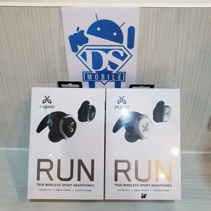 harga Jaybird run true wireless sport bluetooth headphones Tokopedia.com