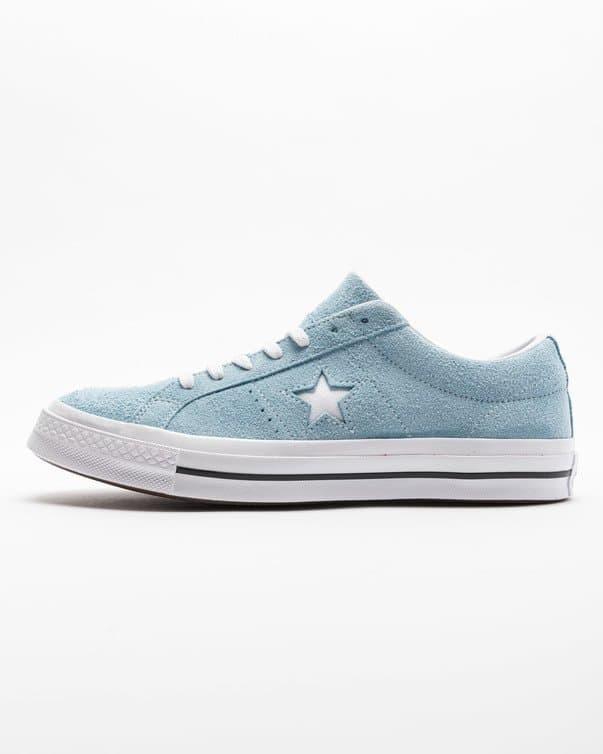 bb000c7df0c6 Jual CONVERSE ONE STAR OX SUEDE SKY BLUE - DKI Jakarta - Sneakers ...