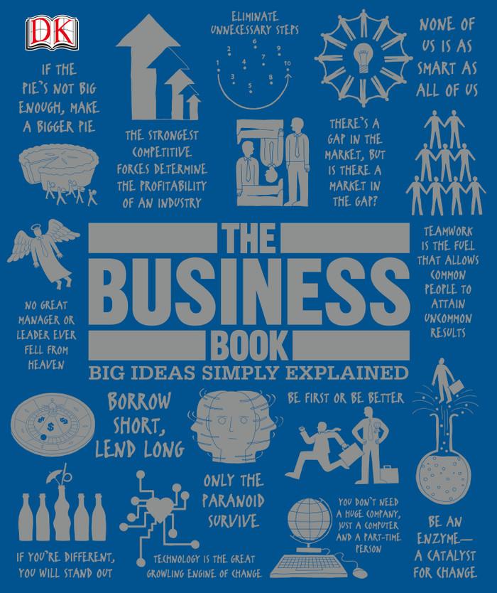 Foto Produk The Business Book dari Workshop Manual