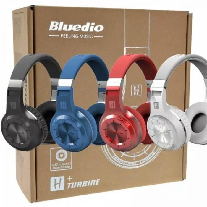 harga Headset bluetooth bluedio Tokopedia.com