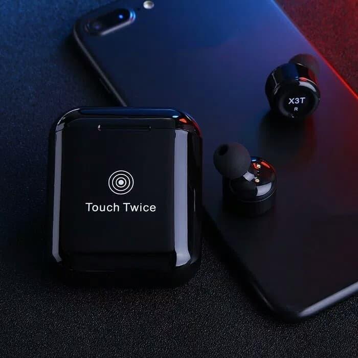 harga Headset bluetooth wireless earphone x3t Tokopedia.com