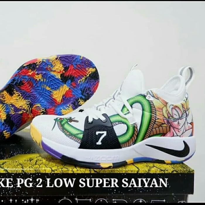competitive price 03a03 f97fe Jual SEPATU NIKE PG 2 LOW SUPER SAIYAN - Kota Batam - LobabaSports    Tokopedia