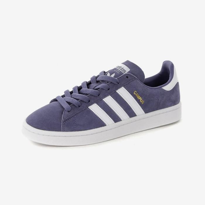 Jual Adidas Sepatu Sneaker Adidas Campus Aq1089 Putih 40