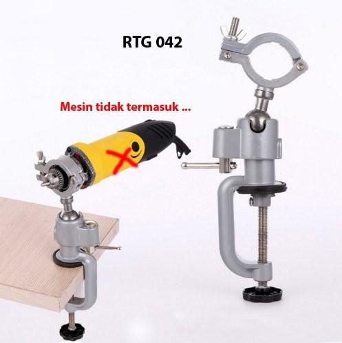 harga Promo pegangan gerinda dudukan dremel grinder holder mini drill stand Tokopedia.com
