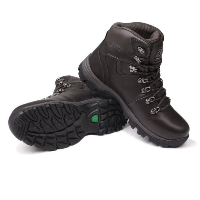 ... harga Sepatu outdoor karrimor skiddaw tracking hiking original brown  colour Tokopedia.com b0fd42279e