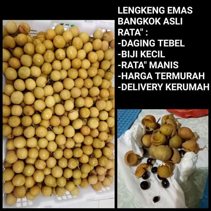 harga Buah lengkeng 1kg jumbo emas bangkok asli termurah kelengkeng perkilo Tokopedia.com