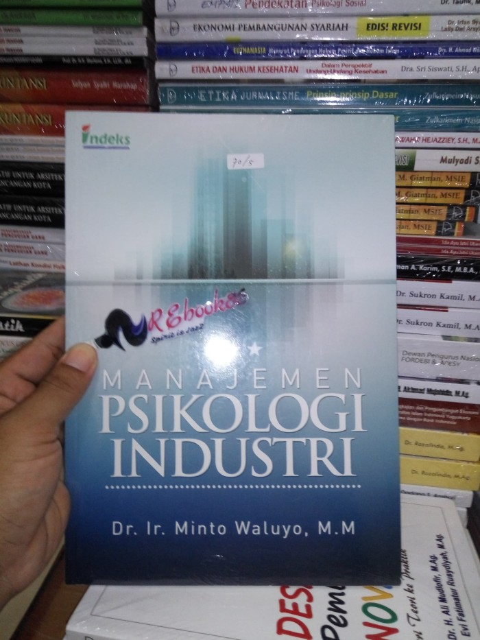 Manajemen Psikologi Industri