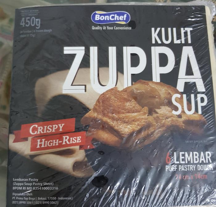 harga Bonchef kulit zuppa sup 14x14cm - 450g Tokopedia.com